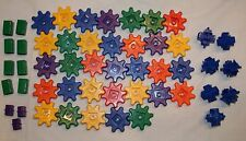 Learning Resources Gears Gears Gears Toys Replacement Parts 51 pcs Toys