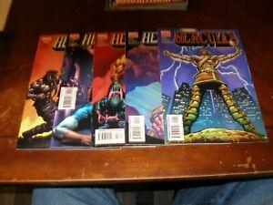 Hercules 1,2,3,4,5 of 5 2005 vfnmMarvel comic lot