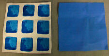 """INTEX POOL PATCH MATERIAL ( 1 ) PIECE ONLY  MATERIAL SIZE IS  3.75"""" X  3.75"""""""