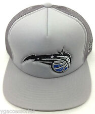 NBA Orlando Magic Adidas Structured Snap Back Cap Hat Style# NZC09 NEW!
