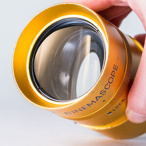 Sankor Compact Cinemascope   2x Anamorphic Lens not Kowa for B&H 8z 16-H Elmo J3