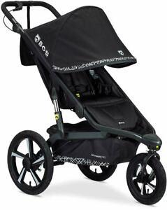 BOB Alterrain Pro Jogging Stroller Swivel Front Wheel Baby Jogger Lunar NEW