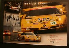 Corvette C5R ALMS 24 Hrs Daytona Rolex LeMans Pratt & Miller 24x36 racing poster