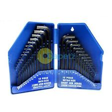 Blue Spot 15320 Metric and Imperial Hex Key Set (30 Pieces)
