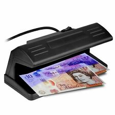 More details for uv light fake/counterfeit money bank paper/polymer note detector/checker