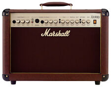 Marshall as50d Acoustique Combo 50 avec 2 x 8 In