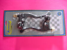 Honda Shorty Black Brake Clutch Lever Assembly XR75 TL125 TL250 CR250 CR125 0103