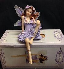 Regency Fine Arts Fairy Fantasy Collection R40531Shelf FairyNew.Boxed