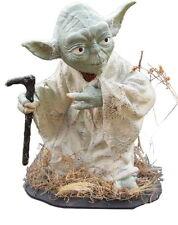 Star Wars Master Jedi Yoda 1/4 Figure Vinyl Model Kit