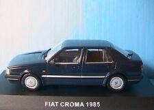 FIAT CROMA 1985 BANALISEE CARABINIERI DEAGOSTINI ITALIA 1/43 BERLINE 4 PORTES
