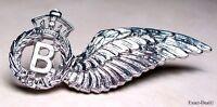 Air Force Bomb Aimer Sweetheart Pin Metal Wing