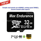 32gb Micro Sd Ultra Memory Card Class10 Camera Smartphones Tablets Speed 80mb/S