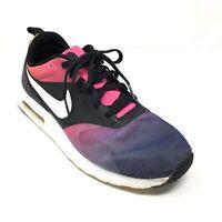 Nike Air Max Tavas Men's Running Shoes White White Black