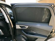 Rear Window Sun Shades Mesh for Audi Q7 4M 2015-20 Tailored