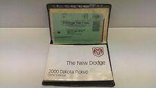 2000 dodge ram 1500 Manuel Mode D'emploi anglais 81-326-0032