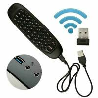 Mini 2.4G Remote Control Wireless Keyboard Air Mouse TV Android Smart BOX U4Q3