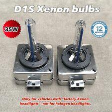 D1S 8000K 35W XENON HID LIGHT BULBS REPLACEMENT 09-12 FOR VW PASSAT CC