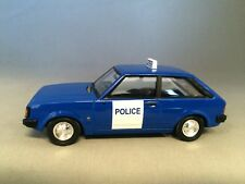 1:43 Talbot Sunbeam Metropolitan Police car