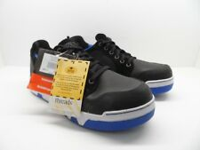 DAKOTA Men's Quad Comfort ATCP Street Sport Low Cut Casual Black Blue Size 12
