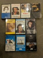 Neil Diamond [Cassette Tapes, lot of 7] plus 3 more...ABBA Cat Stevens no cracks