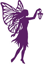 Vinyl Lantern Fairy Sticker/Wall/Laptop/Tablet /Car Decal + More Colors