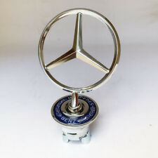 Mercedes Benz Bonnet Badge Logo Emblem Hood 44mm W124 W202 W203 W208 W210 W211