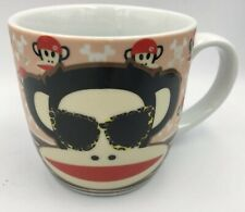 "Paul Frank Julius! Mug 3"" Tall Sunglasses Monkey Vintage Rare"