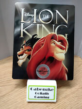 ** The Lion King Signature Collection Steelbook ~ Disney Blu-ray + DVD