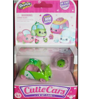 Shopkins Cutie Cars #08 Peely Apple Wheels