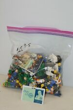 Lego Building Blocks -- Lot 9-5 / 1.5lbs -- People Animals & Misc Pieces