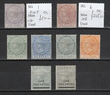 More details for dominica qv early issues: mhog, mhng (x4) (480)