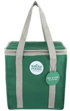 Whole Foods Market, Bag Insulated Cooler Square Large-green