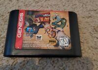 Earthworm Jim 2 (Sega Genesis, 1996) Tested