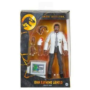 Jurassic World Amber Collection Ray Arnold Collectable Action Figure