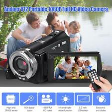 "Andoer HD 1080P 20MP 3.0"" LCD IR Night Vision Digital Video Camera DV Camcorder"