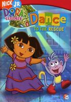 Dora the Explorer - Dance to the Rescue [New DVD] Full Frame