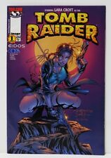 Image Comics: Lara Croft Tomb Raider Volume 1 Issue 1 December 1999 - GOOD COND