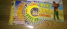 CD Ethno MANU CHAO-ESPERANZA (17) canzone Virgin