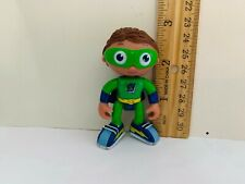 PBS Kids Super Why Whyatt Poseable Action Figure Playset Replacement Wyatt 3""
