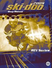 Ski-Doo service shop manual 2004 SUMMIT HIGHMARK 800 HO