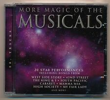 Various Artists - More Magic of the Musicals CD