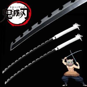 Anime Demon Slayer Katana Kimetsu No Yaiba Hashibira Inosuke Tanjiro Blade Sword