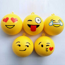 Emoji Bread Express Squishy Charms Soft Buns Cell Phone Keychain Bread Straps FT
