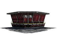 "Extreme Sets Nela Level 6 Pop-Up Action Figure Diorama environment 6 & 7""NEW!"