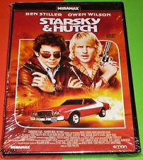 STARSKY & HUTCH -DVD R2- English Español - Precintada