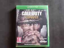 CALL OF DUTY WWII - XBOX ONE -  PAL ESPAÑA - PRECINTADO