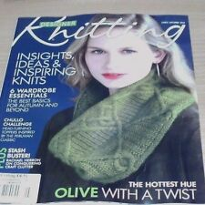 June Monthly Knitting Craft Magazines