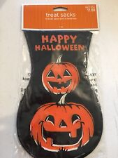 Happy Halloween Trick Or Treat Goodie Bags Gift Sacks Lunch Bags 15 Count