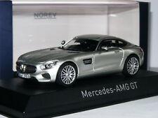 Norev 351345 2015 Mercedes-AMG GT S Silver 1/43