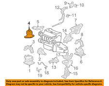Honda Oem 03 07 Accord Engine Motor Mount Torque Strut 50820sdaa01 Fits 2007 2 4l